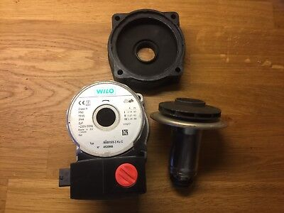Ideal Icos Isar Genuine Wilo Pump Head No 4520966