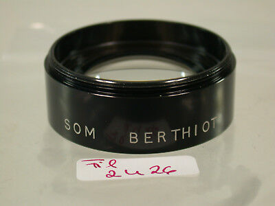 Original Som Berthiot Nahlinse Close-up Lens Filter 43mm 43Ø E43 fil2426/8