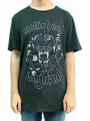 Motorhead Snaggletooth Amplified Unisex Official Tee Shirt Brand New Various Siz