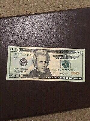1990 $100 100 Hundred Dollar Bill, Federal Reserve Note,