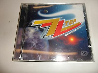 Cd  Greatest Hits von ZZ Top (1999)