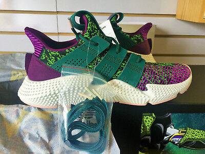 more photos a259a 7c001 Adidas Prophere Dragon Ball Z Fan Of Cell Size UK 7  US 7.5 Green Style