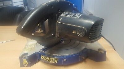 Record Power Select 8 In Mitre Saw