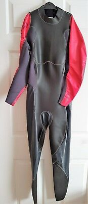 Nabaiji   Full Length  Open Water Wetsuit Swimsuit Size Small Chest 31-33 Inches