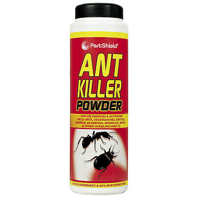 Ant Killer Powder 240G Crawling Insect Killer Indoor Outdoor Woodlice Pest UK