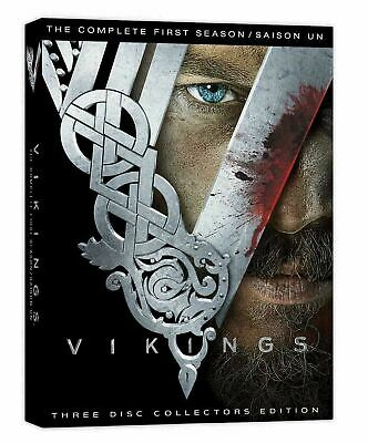 Vikings: The Complete First Season [DVD] *used