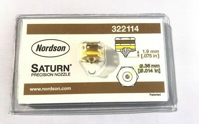 Original Nordson  Nozzle .014 322114 New in package