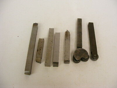 1/2 Square Hss Lathe And Knurling Tools - Model Engineering Tools - Turning