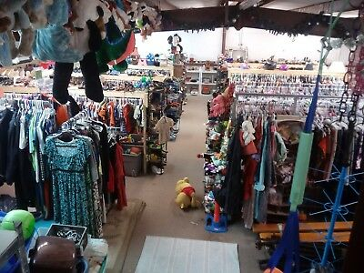 Thrift Store clothing Inventory  All items huge amount thousands of items