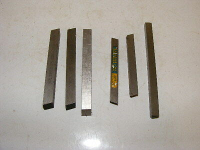 Hss Lathe Tools - 1/4 & 5/16 - Turning - Model Engineering Tools - Machining