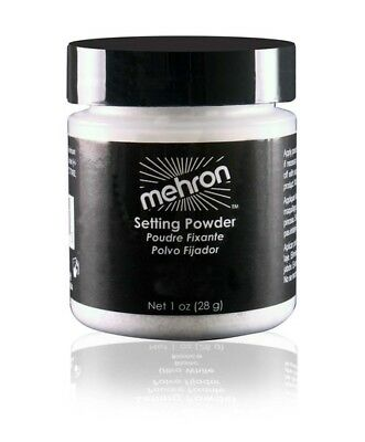 Mehron Setting Powder Ultra White 28g