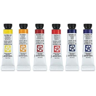 NEW Daniel Smith Extra Fine Watercolors, 5ml tubes, YOU PICK