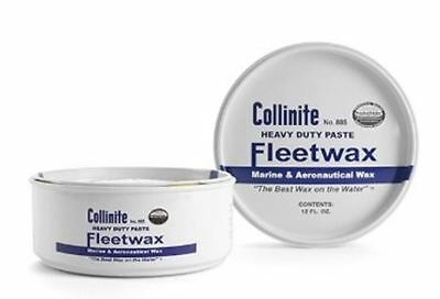 Collinite Heavy Duty Fleetwax Paste 12oz 885 2 Pack