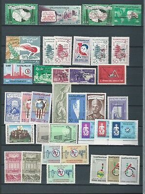 SYRIA NICE LOT 1950s-60s MNH FRESH LOOKING!