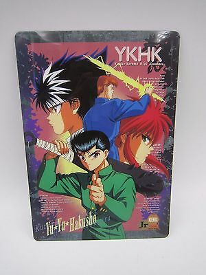 Anime Comic Manga Yu Yu Hakusho Shitajiki Pencil Board Animetopia Japan USED