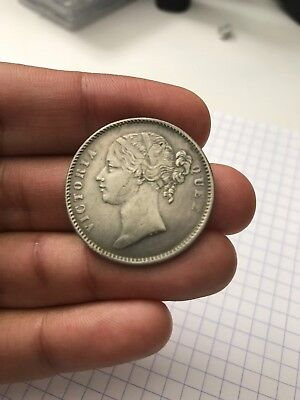 M101  1840 Rupee Mint Error Brockage Fantasy Issue