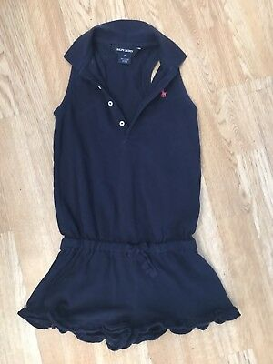 Ralph Lauren Girls 5 Years Playsuit