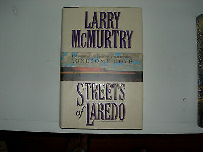Three First Editions By Larry Mcmurtry,dust Jackets, Fine