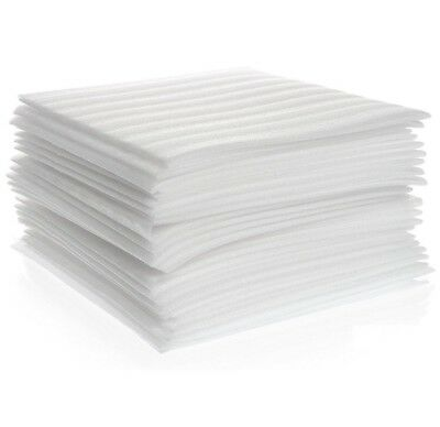 "Foam Wraps, 12"" x 12"" Foam Wrap Sheets Protection for Moving Storage Packing"