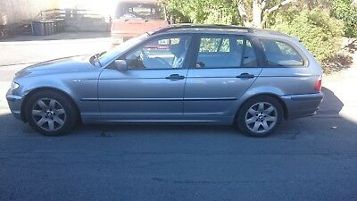 BMW 320d Touring 04 spares or repair PLEASE READ DESCRIPTION FULLY BEFORE BUYING
