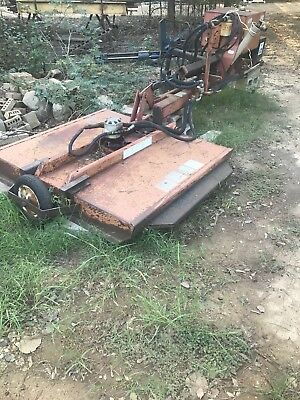 DIAMOND SIDE BOOM Mower ++++ (Tractor NOT Included at this