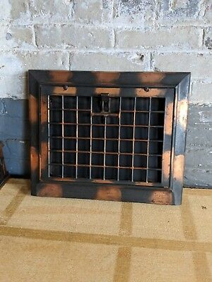 Japan Flash Finished Floor Grates Arts And Crafts Victorian Heat Air Mission