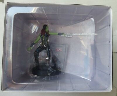 Eaglemoss Marvel Movie Collection Sammelfigur GAMORA - OVP in Box