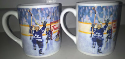 TIM HORTONS #002 Tim Horton's Winning Goal Limited Edition Collector Series 002