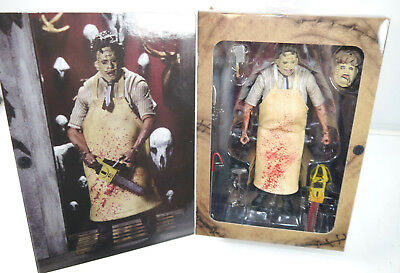 TEXAS CHAINSAW MASSACRE Leatherface Ultimate Deluxe 40TH ANNIVERSARY Neca (KB)