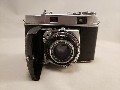 Kodak Retina IIC 2c 35mm Film Rangefinder Camera - Vintage Decor or Parts