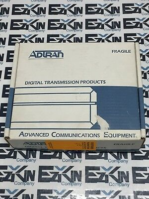 Adtran Digital Transmission T1 CSU ACE P/N 1200.022L2