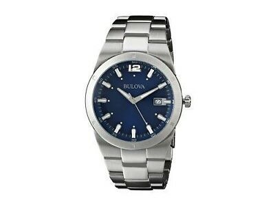Bulova Men's 96B220 Stainless Steel Watch with Stainless Steel Band   AL