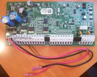 DSC PC1616Alarm Control Panel Board Only Version 4.23
