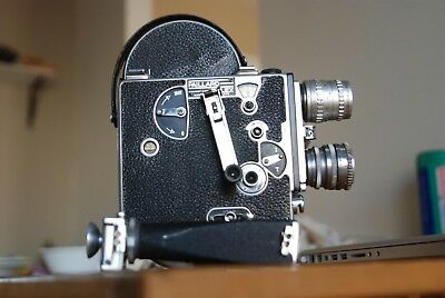 Bolex H 16 Camera body and more