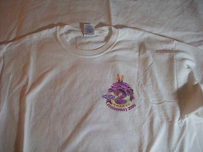 Finger Lakes Gaming & Racetrack, Ny - 2Nd Anniversary 2006 T-Shirt - Xl Cotton