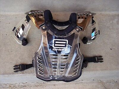 Shift Racing Profile Motorcycle Chest Protector Youth Child Motocross Dirt Bike