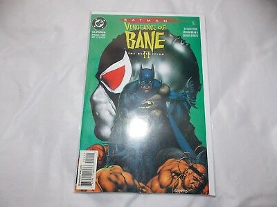 DC Comics 1995 - BATMAN VENGEANCE OF BANE II #2 VG/F, The Redemption, 64 pg.