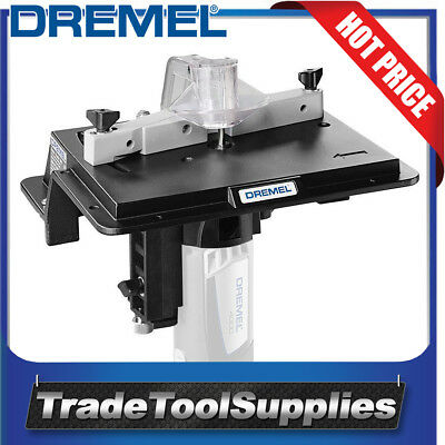 Dremel Router Shaper Table For Use With High-Speed Rotary Tools 231