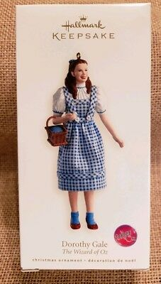 2007 Hallmark Keepsake Dorothy Gale The Wizard of Oz Ornament