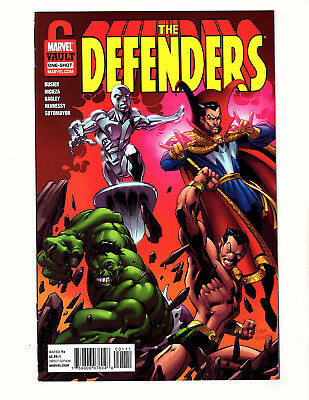Defenders: From the Marvel Vault #1 (2011) VF One-Shot Namor Hulk Silver Surfer