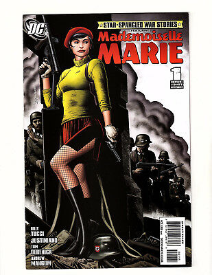 Star-Spangled War Stories #1 (2010 DC) VF/NM Mademoiselle Marie One-Shoe Bolland