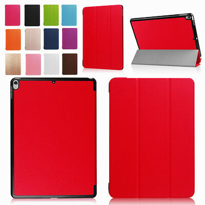 For Apple iPad New 9.7 2018 6th Generation A1893 A1954 Smart Leather Rugged Case
