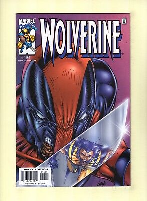 Wolverine #155 --  Rob Liefeld - Deadpool!  -- --  NM-