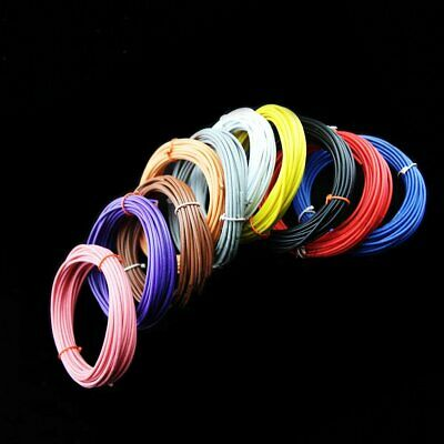 20M~100M UL1007 RoHS PVC Flexible Stranded Wire Cable 16/18/20/22/24/26/28/30AWG