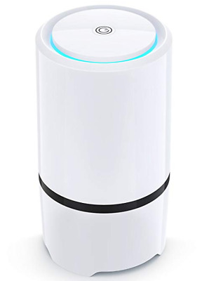 Net-Dyn Air Purifier - USB Filter, HEPA Filtration and Small Personal Desktop Ho