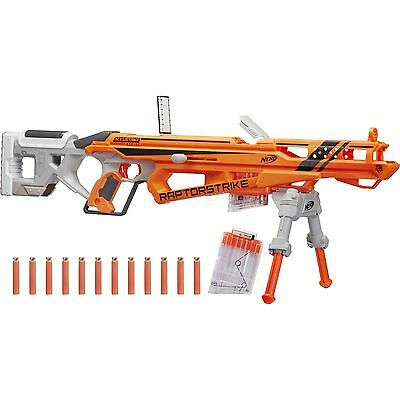 Nerf Nerf AccuStrike Raptorstrike, Nerf Gun, orange