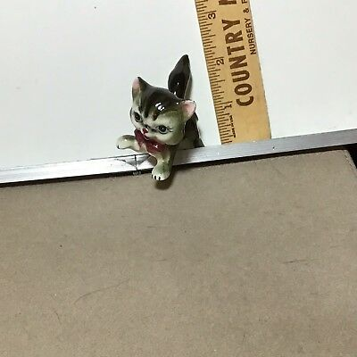 Vintage Small Prancing Cat Kitty