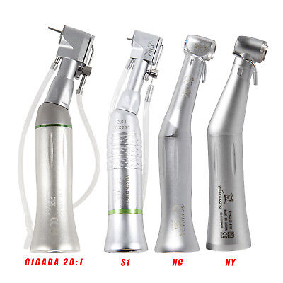 NSK Style Dental 20:1 Implant Contra Angle Handpiece For Implant Motor UK
