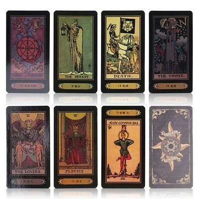 The Wild Unknown Tarot Decks Rider-Waite 78pcs Oracle Set Fortune Telling Cards