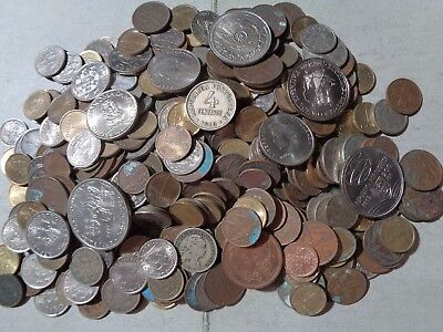 1800 Grams Of Old Portugal Coins